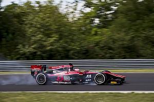 FIA F2 Отчет о гонке Мацушита выиграл спринт Ф2 в Венгрии