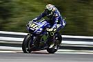 Valentino Rossi, el mejor en el test de Brno