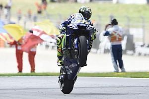 MotoGP BRÉKING MotoGP: Rossi elhagyta az anconai kórházat