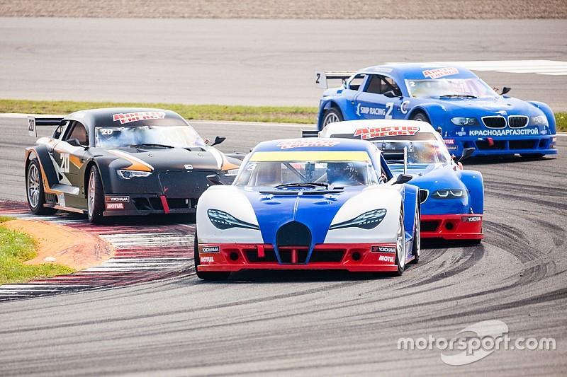 Второй этап Кубка России Mitjet на Moscow Raceway
