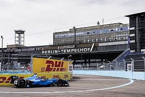 Formel E Rennbericht Formel E  in Berlin: Buemi siegt nach Strafe gegen Rosenqvist
