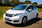 Automotivo Impressões - Honda Fit 2018 traz novo visual, ESP e mais equipamentos