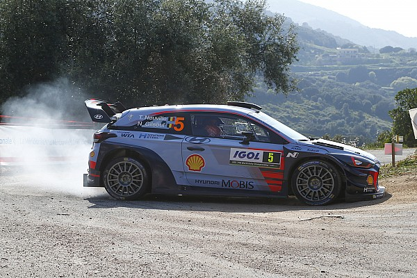 WRC Rallye Korsika: Thierry Neuville holt 1. Saisonsieg für Hyundai