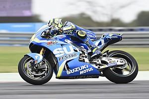 MotoGP Noticias de última hora Iannone cree que Suzuki arrastrará todo el año falta de velocidad punta