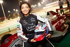 فورمولا 4 أخبار عاجلة آمنة القبيسي أوّل فتاة عربية إماراتية تشارك في سباقات الفورمولا 4 في أوروبا