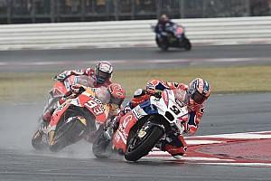 MotoGP Réactions Petrucci