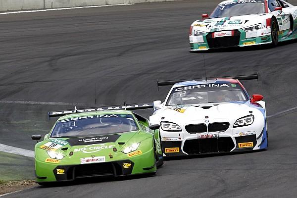 GT-Masters am Lausitzring: Lamborghini-Sieg im 2. Rennen