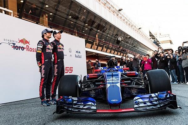 Формула 1 Новость В Toro Rosso нацелились на пятое место Кубка конструкторов
