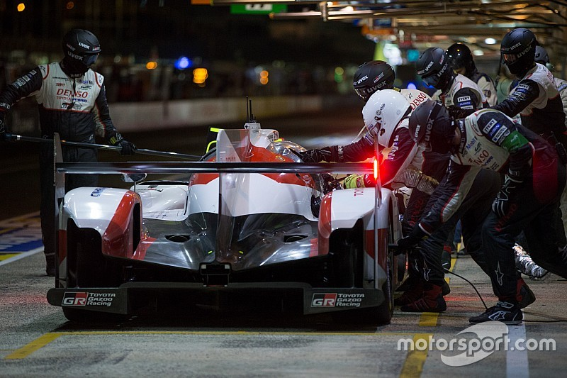 """Toyota suggests hybrid tech """"not yet ready"""" for Le Mans"""