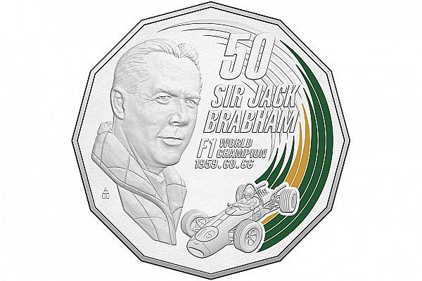 Große Ehre für Formel-1-Legende Sir Jack Brabham in Australien