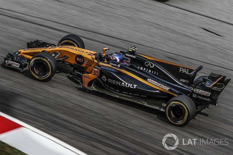 Palmer, Renault'nun Sainz kararını anlıyor