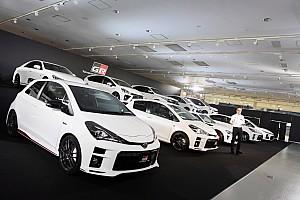 General 速報ニュース トヨタ新ブランド「GR」が掲げる