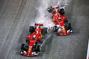 İtalyan basını Ferrari pilotlarına yüklendi