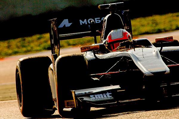 FIA F2 Test Test Barcellona, Day 3: Ghiotto svetta nella sessione pomeridiana