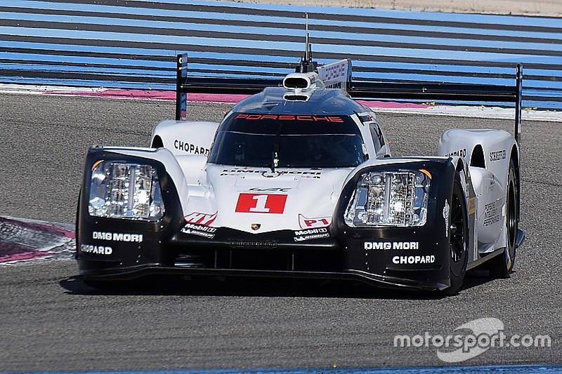 El nuevo Porsche LMP1 2017 ve la luz