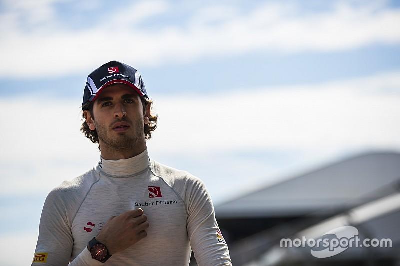 Успешный дебют Джовинацци удивил Sauber