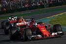 【F1】ベッテル、メルセデスを警戒。雨予報の中国GPは「予測不能」