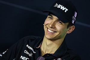 Формула 1 Новость Окон рассказал о телефонном звонке Пересу после гонки в Канаде