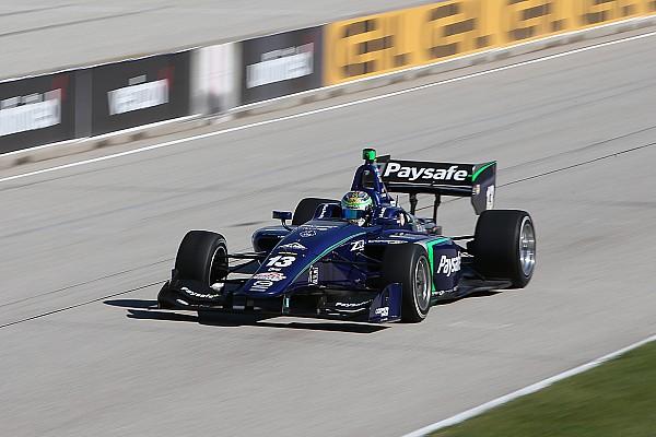Indy Lights Gara Claman De Melo si impone in Gara 2 a Road America