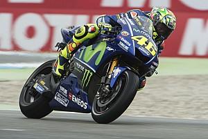 MotoGP Репортаж з гонки Гран Прі Нідерландів: Россі переміг із відривом у 0,063 секунди