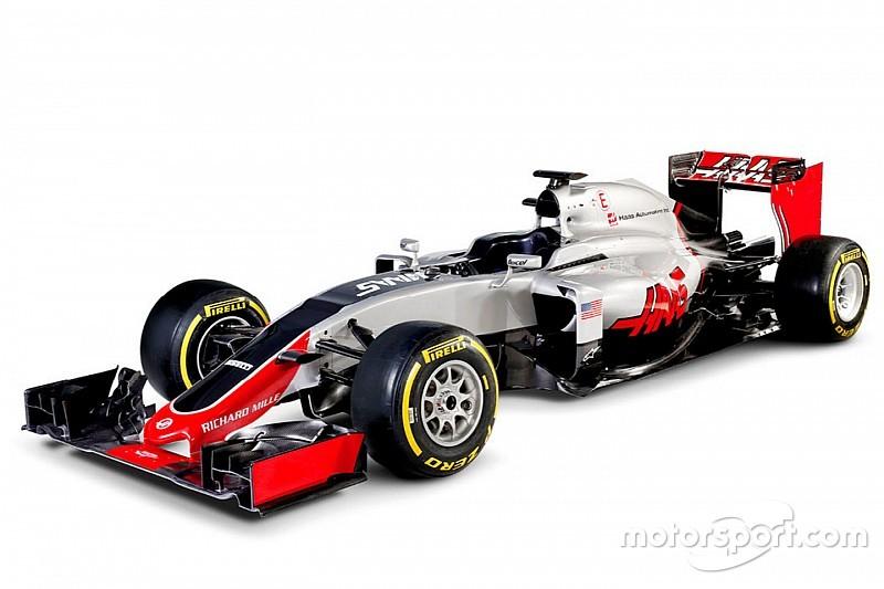 Der VF-16 ist da: Haas präsentiert Auto für Formel-1-Debüt