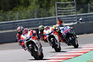 MotoGP Breaking news Rossi expects Ducati to be
