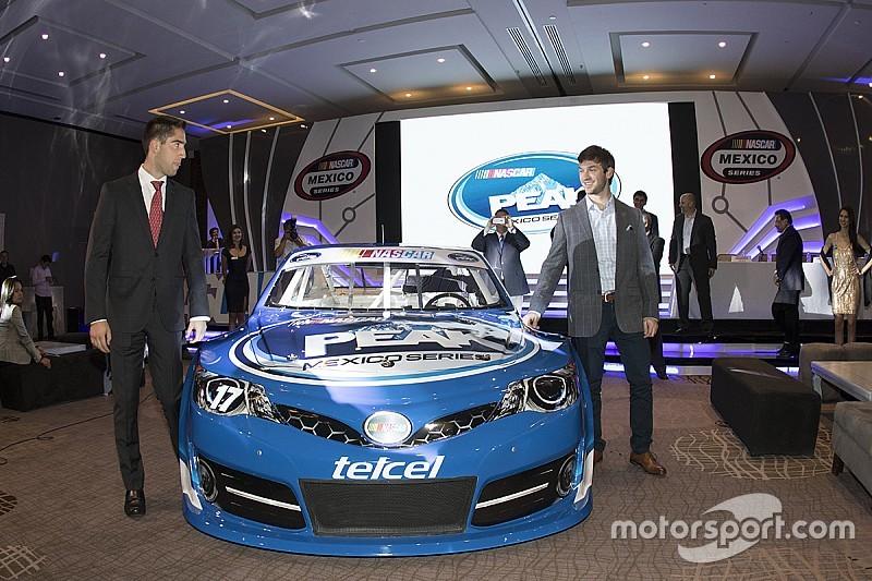 NASCAR México regresa a las pistas por cuatro años más