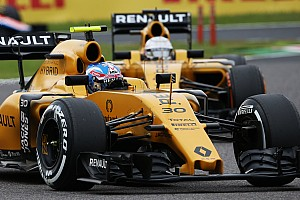 Formula 1 Breaking news Palmer: Magnussen
