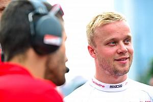 IndyCar Últimas notícias Rosenqvist testa carro da Chip Ganassi novamente