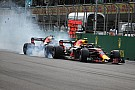 Baku crash suggests Red Bull favours Verstappen