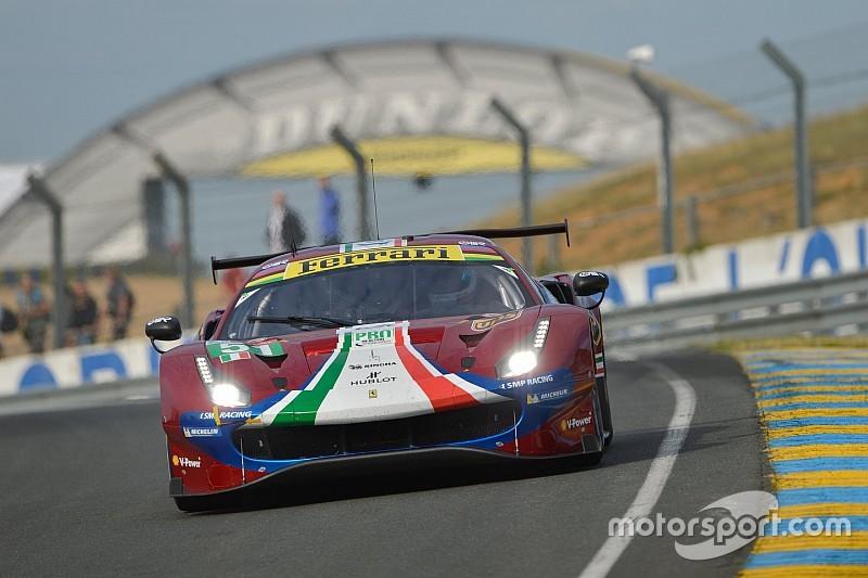 Fotogallery: le foto più belle del Prologo della 24 Ore di Le Mans 2018