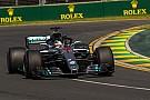 Formule 1 Hamilton imponeert met eerste pole van 2018, Verstappen vierde