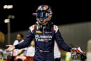 FIA F2 Новость Маркелов стал вице-чемпионом Ф2 после дисквалификации Роуленда