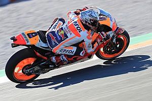 FP3 MotoGP Valencia: Marquez mendominasi, Vinales ke Q1