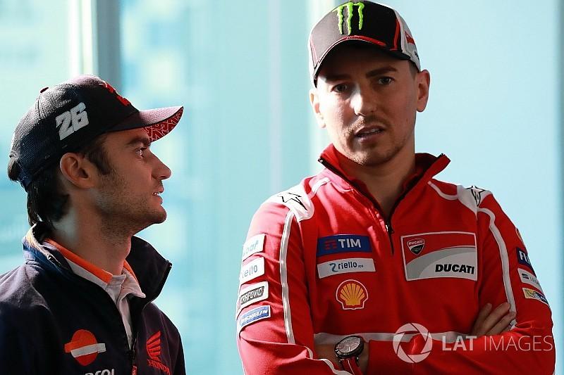 Lorenzo negocia com Honda para substituir Pedrosa
