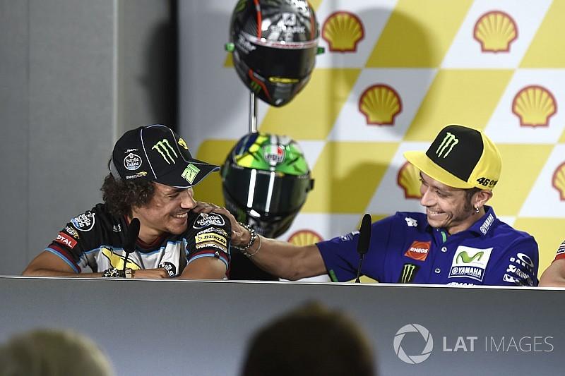"""Morbidelli: """"Denk niet dat Rossi me nog veel zal helpen"""""""