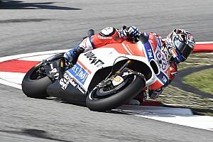 MotoGP Résumé d'essais Warm-up - Dovizioso se place pour la course, Márquez reste discret