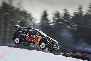 WRC Reaktion Rallye Schweden: Taktik-Fuchs Ogier pokert bei der Powerstage