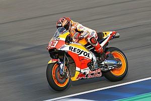 MotoGP Noticias de última hora Marquez: