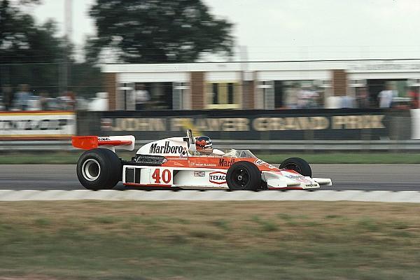 F1 El día que Villeneuve corrió su primer GP en un McLaren en 1977