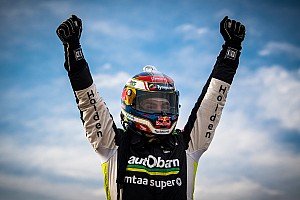 Supercars Breaking news Lowndes relieved by retirement call