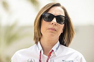 Fórmula 1 Últimas notícias Lanterna, Williams se vê em situação