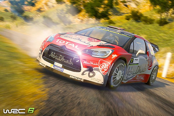 Sim racing Breaking news French teenager wins WRC eSports Grand Final