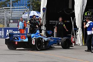 Fórmula E Últimas notícias Fórmula E recua e recoloca tempo mínimo nos pitstops