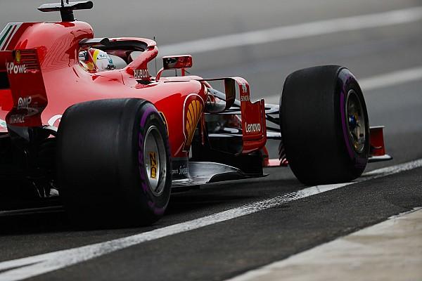 F1 突发新闻 法拉利将在巴库采取激进轮胎选择