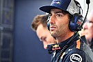 Formula 1 Ricciardo underwent lip surgery before Baku