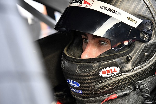 Ryan Blaney tops first Michigan Cup practice at 202.617mph