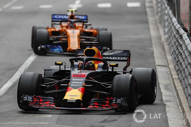 Ricciardo ve