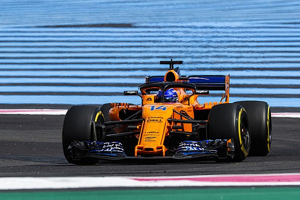 Formula 1 Breaking news Alonso hopes Paul Ricard misery not