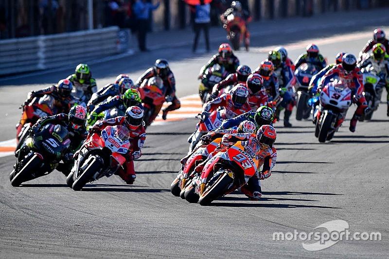 MotoGP, cadde yarışı fikrini gözden geçiriyor